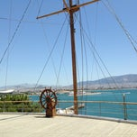 Photo taken at Ναυτικός Όμιλος Ελλάδος (Yacht Club of Greece) by Louco Z. on 6/20/2013