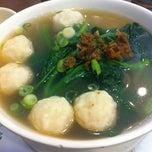 Photo taken at Kam Ho Restaurant by pauline 9. on 2/18/2014