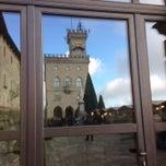 Photo taken at Palazzo Di Governo San Marino by Massimiliano G. on 12/8/2014