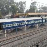 Photo taken at Alwar Railway Station by Nitish M. on 1/13/2015