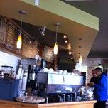 Photo taken at Cafe Villaggio by Abhishek S. on 4/28/2013