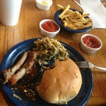 Photo taken at Sonny Bryan's Smokehouse by Marvin F. on 5/15/2013