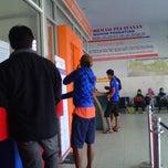 Photo taken at Stasiun Kroya by Rakhmat S. on 5/12/2013