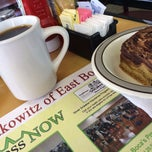 Photo taken at Flakowitz Bagel Inn by Christopher C. on 10/15/2013