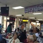 Photo taken at Gate 15 by Jefri Christian R. on 10/14/2012