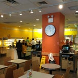 Photo taken at Au Bon Pain by Konstantin U. on 7/12/2013
