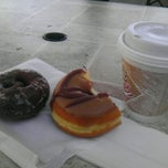 Photo taken at Lucky Donuts & Deli by Alejandro B. on 6/23/2013