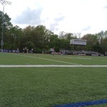 Photo taken at Franklin High School Turf Field by Geoffrey Z. on 5/12/2013