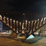 Photo taken at Rabin Square (כיכר רבין) by Dillon I H. on 8/10/2013