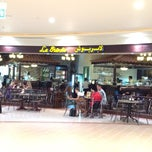 Photo taken at La Brioche Marina Mall by Osama F. on 3/24/2014