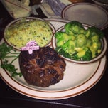 Photo taken at The Steakhouse by Christopher C. on 12/13/2014