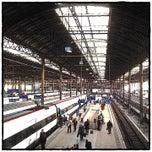 Photo taken at Bahnhof Basel SBB by Manfred L. on 4/16/2013