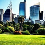 Photo taken at Royal Botanic Gardens by Willy Saputra 唐 on 8/9/2013