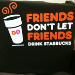 Photo taken at Dunkin Donuts by Christopher R. on 12/14/2012