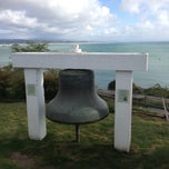 Photo taken at Trinidad Memorial Lighthouse by Mike M. on 4/16/2013