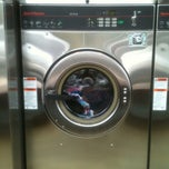Photo taken at 30th Street Coin Laundry by Marty H. on 11/15/2012