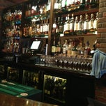 Photo taken at Double Helix Wine & Whiskey Lounge by Stephanie D. on 2/21/2013