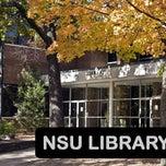 Photo taken at NSU John Vaughan Library by NSU John Vaughan Library on 9/3/2013