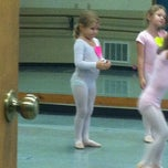 Photo taken at Susan Vaughn School of Dance by Sarah D. on 9/21/2013
