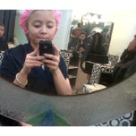 Photo taken at Heaven's Beauty Salon & Spa by Adry G. on 8/24/2014