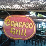 Photo taken at Camarão Grill by Paulo Thiago A. on 4/25/2013