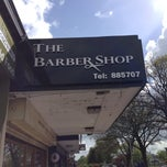 Photo taken at Barber Shop by Spencer H. on 5/10/2014