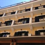 Photo taken at Aeolis Hotel by Ergun D. on 4/29/2013