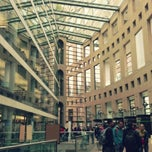 Photo taken at Vancouver Public Library by Amy H. on 5/29/2013