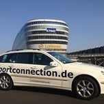 Photo taken at airportconnection.de by Manfred B. on 5/13/2014