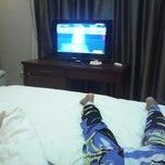Photo taken at Hotel Minahasa by Leonard S. on 8/24/2013
