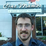 Photo taken at Ciao Mambo by Joshua S. on 4/23/2013