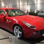 Photo taken at Ferrari World Abu Dhabi by Yaroslav V. on 6/4/2013
