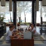 Photo taken at Costa Lanta Resort Koh Lanta by Sorada T. on 8/13/2014