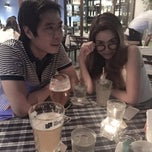 Photo taken at Bangkok Bitter, The Bar & The Restaurant by Malty M. on 3/20/2015