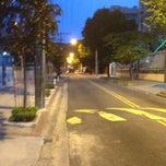 Photo taken at Rua Florianópolis by Anselmo d. on 12/21/2012