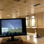 Photo taken at SGK  Bilgi Sistemleri ve Güvenliği Daire Başkanlığı by Erol Y. on 5/15/2013