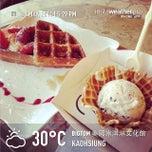 Photo taken at Bigtom 美國冰淇淋文化館 by Tony on 5/18/2014