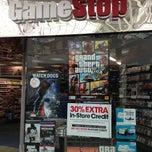 Photo taken at GameStop by Natasha D. on 5/11/2013