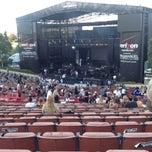 Photo taken at Verizon Wireless Amphitheatre by Christianne K. on 7/27/2013
