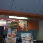Photo taken at Dunkin' Donuts by Summer G. on 7/27/2013
