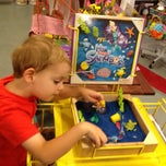 Photo taken at Dancing Bear Toys and Gifts by Be S. on 7/28/2013