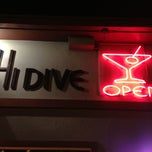 Photo taken at Hi Dive Bar by Todd R. on 2/2/2013