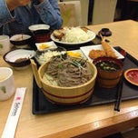 Photo taken at 사보텐 - 광주신세계점 by SunHyoung K. on 12/23/2013