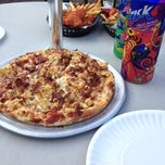 Photo taken at Riverside Pizza by Kaitlynn H. on 7/17/2013
