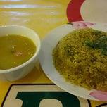 Photo taken at Nazim Indian Food by Munirah R. on 1/31/2014