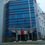 Photo taken at Telkomsel Telecommunication Center (TTC) by Teguh R. on 8/28/2013
