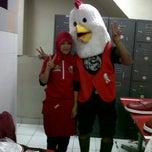 Photo taken at KFC by Risha A. on 4/30/2013