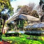 "Photo taken at Jardín Botánico ""Carlos Thays"" by Ben on 9/30/2013"