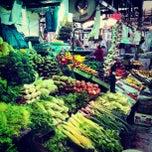 Photo taken at Mercado de San Telmo by Ben on 6/30/2013