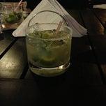Photo taken at Bambu Resto Bar by Jeremy J. on 7/15/2013
